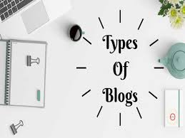 Types of blogs: 5 Common Types Of Business Blogs